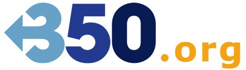 350.org logo