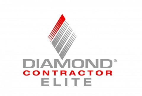 Diamond Elite Contractor Logo