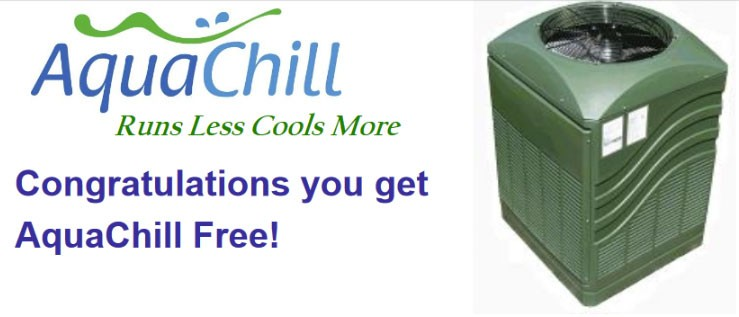 free a/c aqua chill