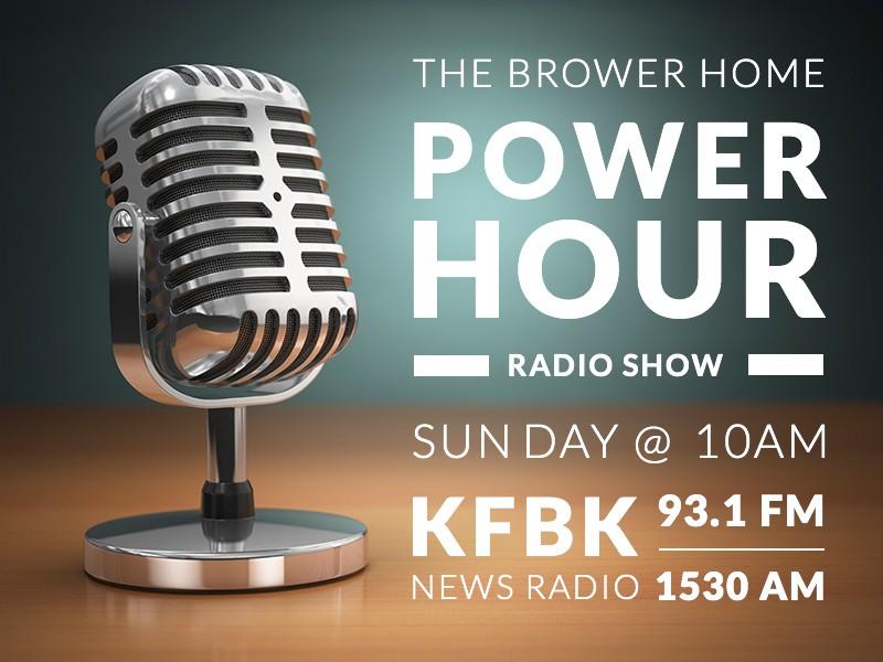 brower power hour radio show