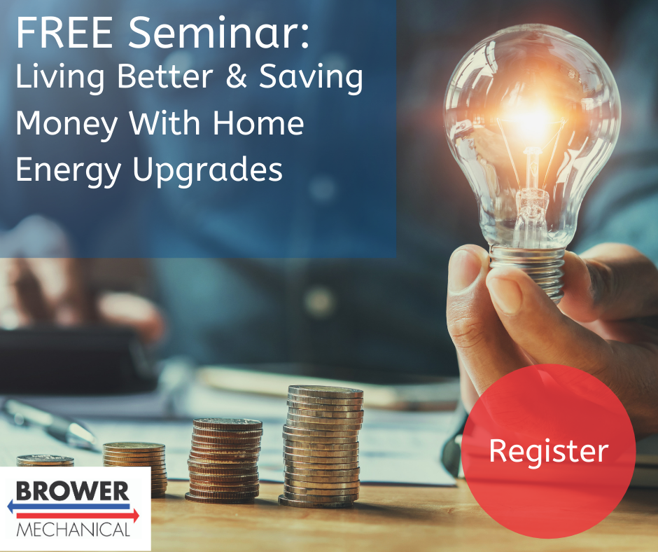 Free Seminar: Live Better & Save Money