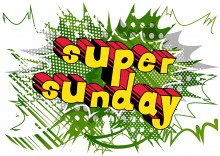 super sunday graphic