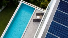 Solar Pool Heating | Brower Mechanical