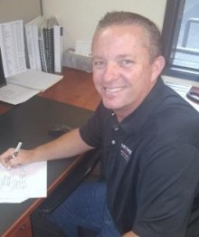 Eric Ehly, installation manager of Brower Mechanical