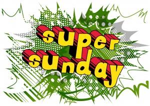 super sunday graphic