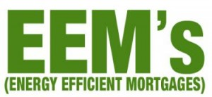 Energy Efficiency Mortgages logo