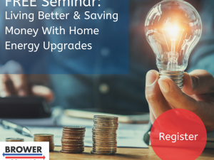 Free Seminar: Live Better & Save Money
