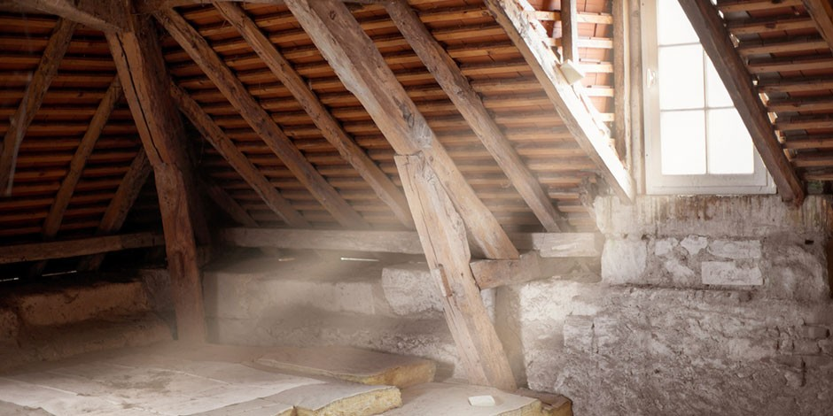 How Dirty Attics Affect Indoor Air Quality Brower